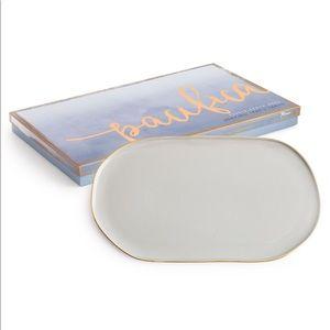 Pacifica tray- grey